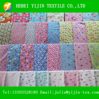 cotton CVC TC plaid double-sided flannel fabric pigment printed dyed woven flannel fabric 40*42 150gsm