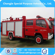 4*2 military fire truck
