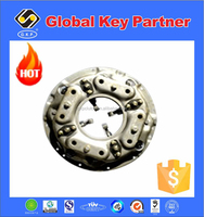 Mitsubishi 6D22 auto spare parts turck parts clutch cover and clutch pressure plate for ME550224 China manufacturers