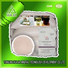 Bleaching bentonite clay petroleum for oil refined industry