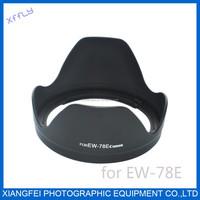 XFFLY camera lens hood for EW-78E EF-S 15-85mm f/3.5-5.6 IS USM