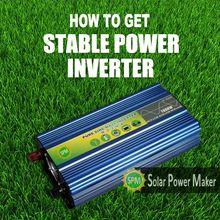 Pure sine wave inverter refrigeration inverter compressor