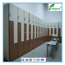 Fumeihua digital lock hpl safe gym storage locker