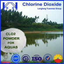 New Generation Powder Chlorine Dioxide Used in Aquaculture