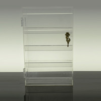 cube display case large acrylic display cube