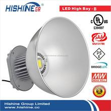 100W LED High Bay Lamp supermarket lighting fixture for Hk lighting fair