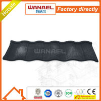 Roman Wanael stone coated steel roof tile/sheet metal roofing/color roof philippines