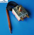 bimetal capilar del termostato bolier