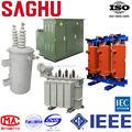 Saghu 22kv óleo transformadores na china