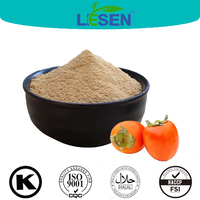Fruit Powder Persimmon extract pwoder Persimmon fruit pwoder