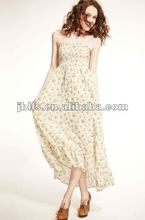 2012 hot sale womens beautiful flower long skirts