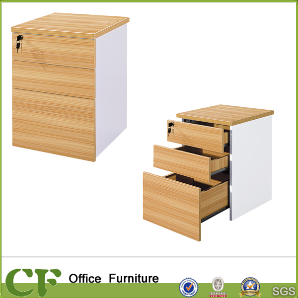 hot vendre 2014 classeur de bureau meubles en bois classeur fixe pi destal. Black Bedroom Furniture Sets. Home Design Ideas