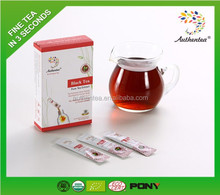 Chinese Best Health Product Brand of Organic Instant Black Tea Powder