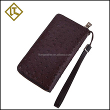 New generation fancy front pocket hand phone id card holder wallet