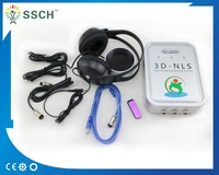 Multi-language Hot selling and New Portable Body Health Analyzer 3D NLS
