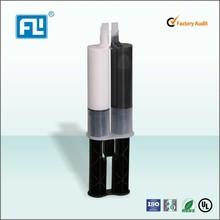 syringe package Black Two Component Epoxy Glue