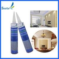 low modulus short cut-off string polyurethane sealant