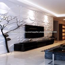 Interior paneles de pared de hormigón