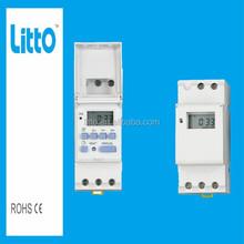 multi circuilt automatic program timer switch