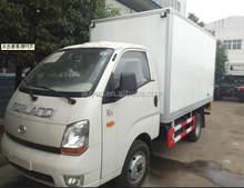 Foton 2 ton diesel light truck for congo