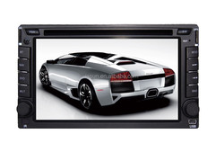 """ISUN 6.2 inch car dvd player with gps navigation 6.2 inch double din universal in dash car dvd player 6.5"""" inch car lcd monitor"""