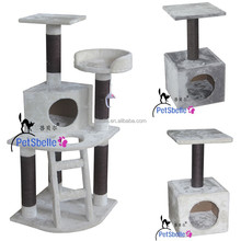 2015 colorful sisal garden furniture pet products of cat tower cat tree