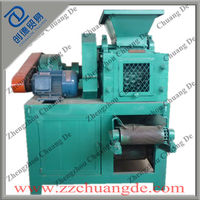 Professional large capacity hydraulic sawdust briquette press machine