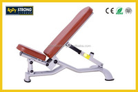 High Quality Gym Equipment/ B-037 Multi Adjustable Bench /Weight Bench Press