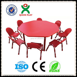 Surprise Gift ! Best play table/ playroom table/ activity table/ childrens table and chairs/ QX-195E