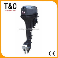 good marine supplies one sample available 2 stroke 9.9 hp gasoline air cooled outboard motors