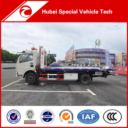 dongfeng 8t 4*2 tow truck winch for sale