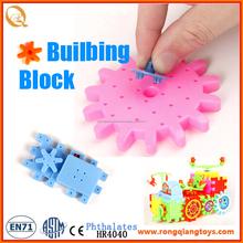 Juguete interesante bloques de conexión de 81 unids BK8888002