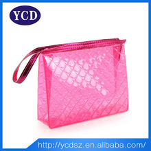 discount fashionable cosmetic bags with compartments