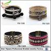 2015 brazilian charm magnetic fashion bracelet
