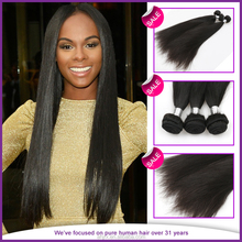 AAAAA Cheap Raw Unprocessed Virgin straight human hair for sale direct factory brazilian hair color 8a