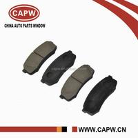 Rear Brake Pads for Toyota 2010 Prado 4000/2700 GRJ150 TRJ150 04466-60140 Car Spare Parts