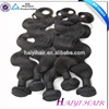 2015 New Arrival Aliexpress Full cuticle natural color black hair weave hairstyles