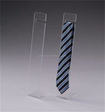 Acrylic Display Holder for Necktie , for Stockings