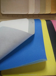 Dry Processing Embossed andTop grade best selling pu Leather for Shoes