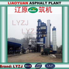 64-400TPH Stationary Asphalt Mixing Plant used for Road Construction