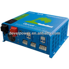 ups solar PV inverter price,car inverter pure sine wave power output with charger 3000w for home solar system