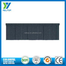 Stone coated modern metal roofing tile made in china with cheap price
