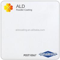 ALD electrostatic spray powder for medical treatment bed