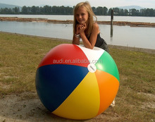 Customized latest inflatable beach ball girls
