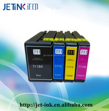 For hp711! ink cartridge 711 for hp designjet t120 t520