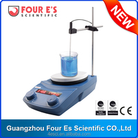 TUV and CE Certified High Safety Brushless DC Motor 5 Inch LED Magnetic Hotplate Stirrer