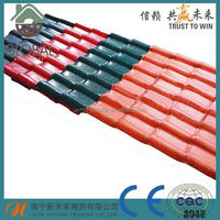 Spanish synthetic resin sandwich roof sheet