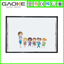 High digital interactive white boards large whiteboards for classrooms school whiteboard with grid lines digital blackboard