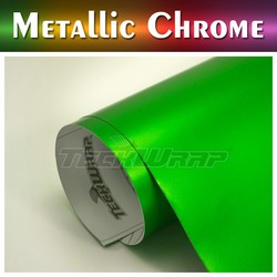 TeckWrap Car Sticker High Quality 1.52*20M Matte Metallic Chrome Car Exterior Accessories For Cars