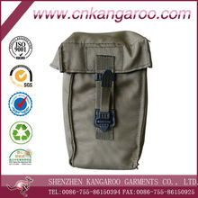 With 600D nylon carrying pouch PE plastic 1 liter British army 58 pattern military water bottle